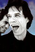 M. Jagger a K. Richards (Foto z webu)