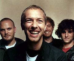Coldplay (Foto z webu)