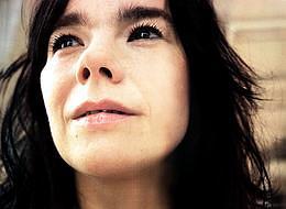 Björk (Foto z webu)