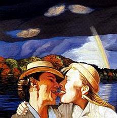 Kresba Joni Mitchell (Foto z webu)