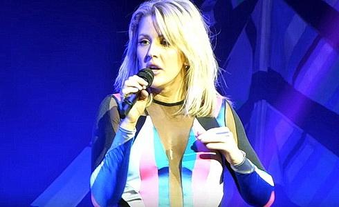 Ellie Gouldingov� - Delirium World Tour