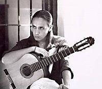 Kytarista Vicente Amigo