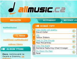 Server AllMusic.cz