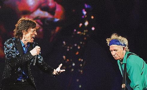 Rolling Stones - Hyde Park 2013