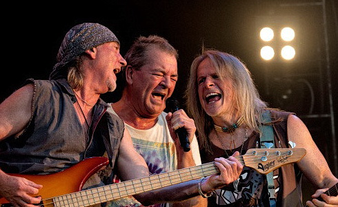 Deep Purple – koncert 2013