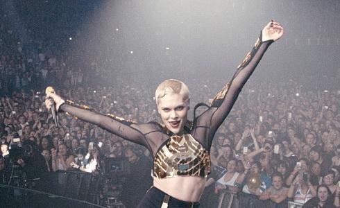 Jessie J: Koncert v Londýně