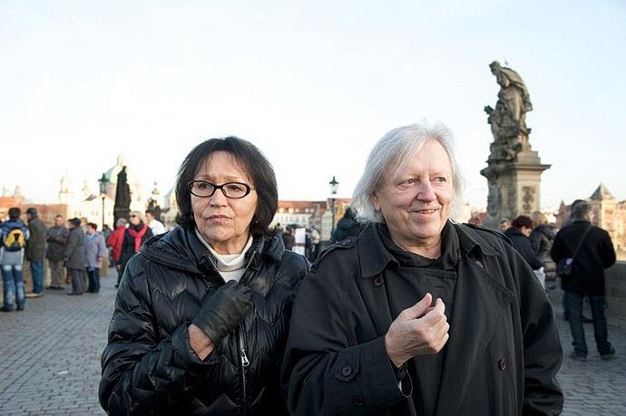 Marta Kubišová a Václav Neckář (Magický hlas rebelky)