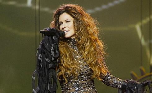 Shania Twain: Koncert v Las Vegas 2014