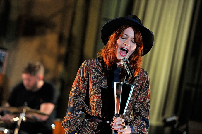 Florence and The Machine: koncert v Maida Vale