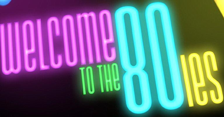 Vítejte v osmdesátých letech