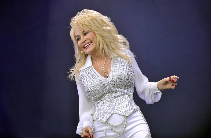 Dolly Parton v Glastonbury