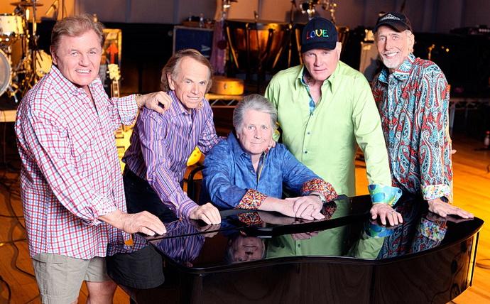 The Beach Boys: 50 let