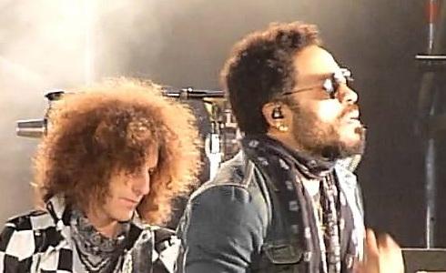 Lenny Kravitz koncert 2014