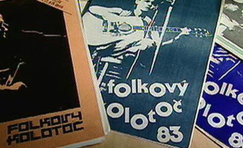 Folkový kolotoč