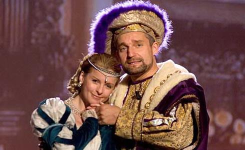 Iveta Bartošová a Vladimír Hron (Hvězdy letí do století)