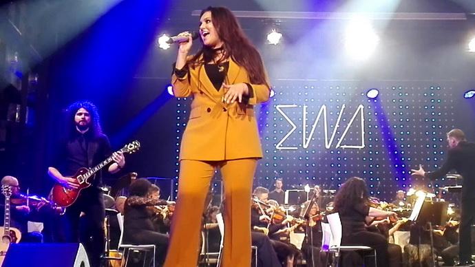 Ewa Farna a Janáčkova filharmonie Ostrava