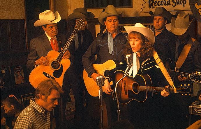 S. Spaceková (První dáma country music)
