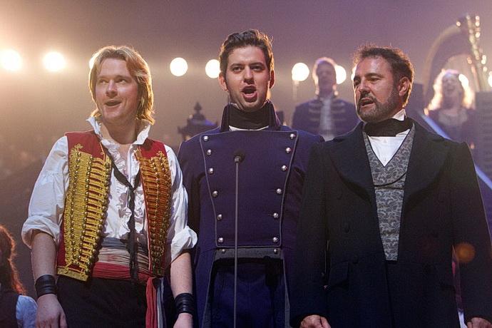 Les Misérables – koncert z Londýna