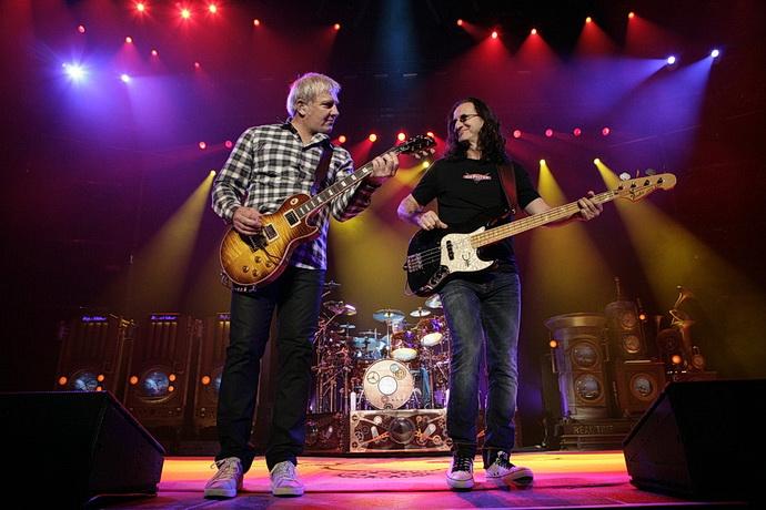 Rush – koncert 2011