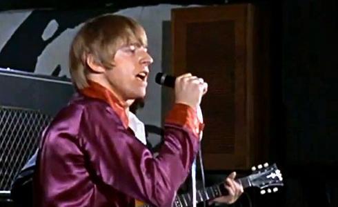 Yardbirds live ve filmu Zvětšenina – Keith Relf 1966
