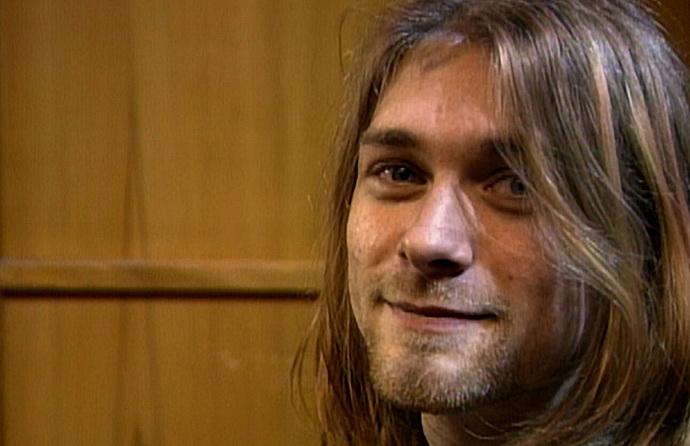 Kurt Cobain  (Portrét Kurt Cobain!)