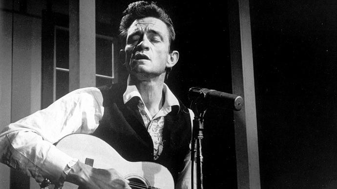 Jmenuji se Johnny Cash