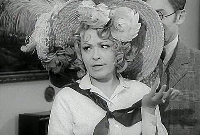 Jiřina Bohdalová (Fantom operety - Lolinka chce hrát)