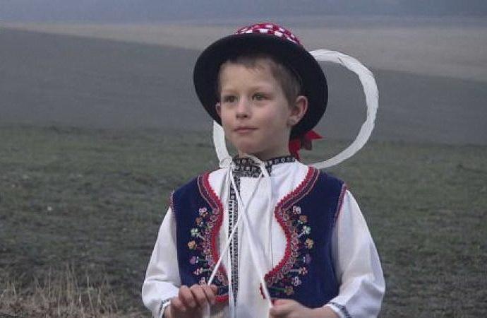 Folklorika: Velcí malí zpěváci