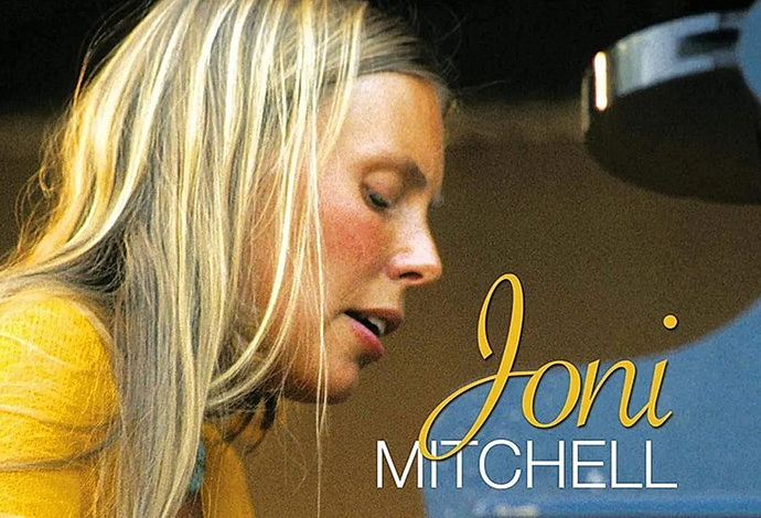 Joni Mitchell: Live At The Isle Of Wight