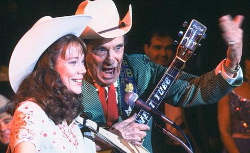 První dáma country music