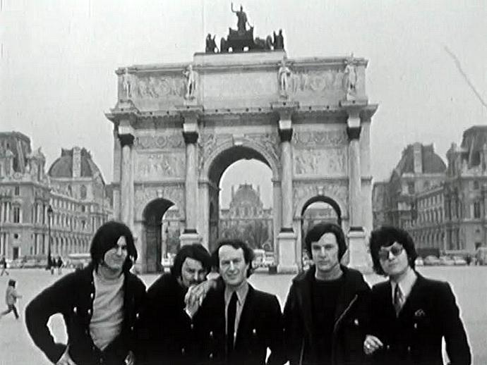 Olympic v Paříži