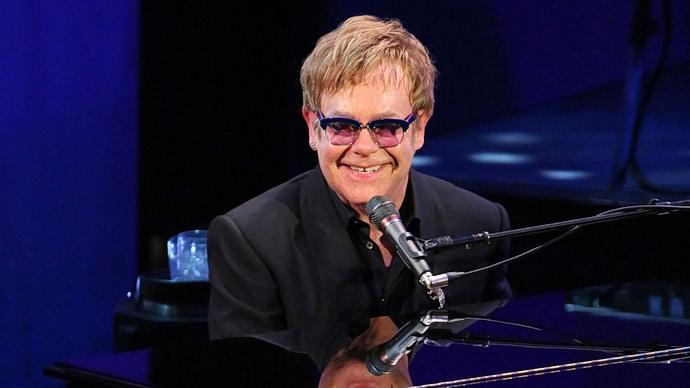 Elton John: Portrét