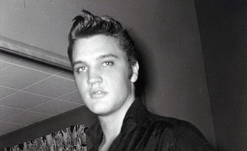 Elvis Presley!