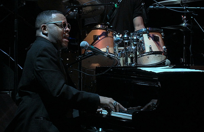 Davell Crawford: Tribute to Ray Charles