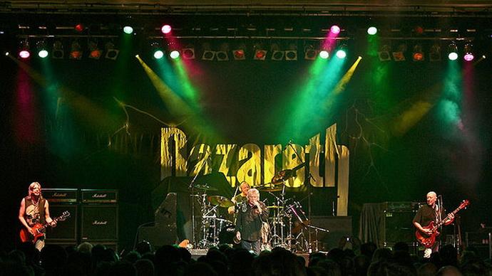 Nazareth – nekonečný rockový mejdan