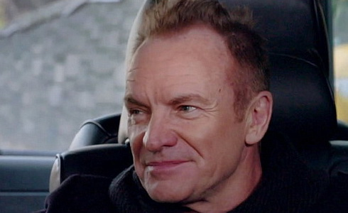 Sting (Brian Johnson: Rock na cestě)