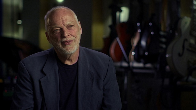 Dave Gilmour (Jeff Beck Story)