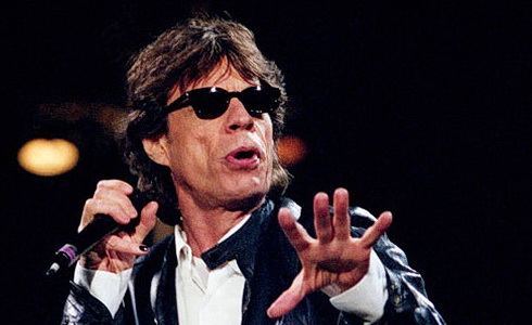 Mick Jagger (No Security, Live In San Jose)