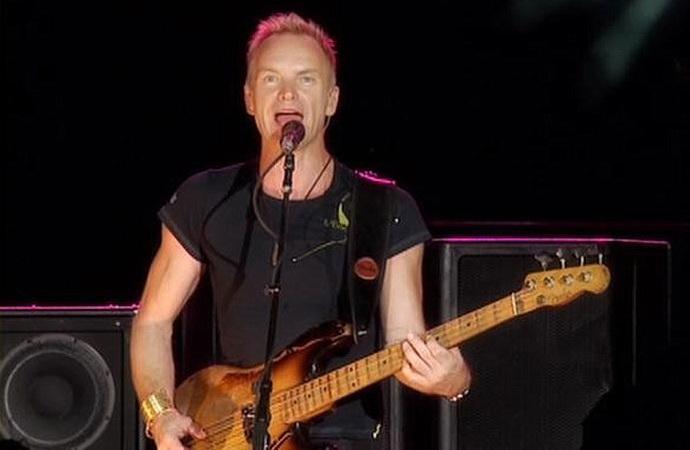 Sting (The Police – koncert 2007)