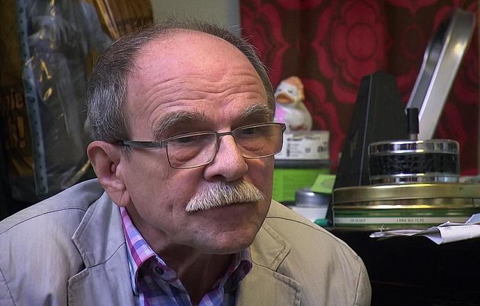 Jaroslav Uhlíř (Svěrák a Uhlíř – padesát let spolu)
