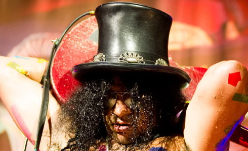 Slash: Made In Stoke