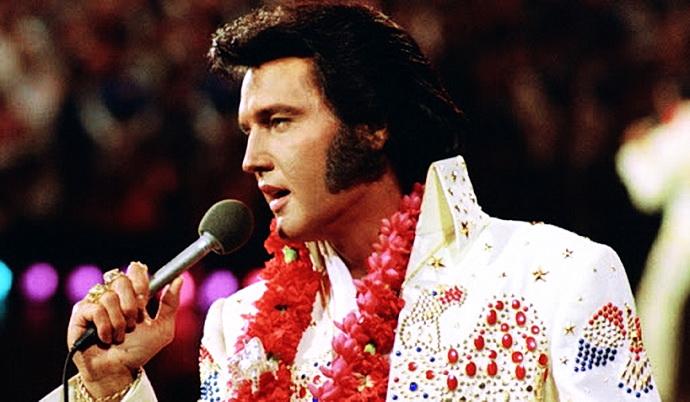 Elvis Presley (Havaj 1973)