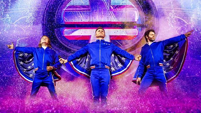 Take That: Odyssey – Greatest Hits Tour