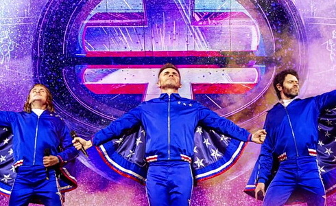 Take That: Odyssey – Greatest Hits Tour