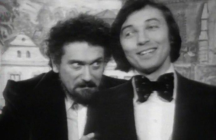 W. Matuška a K. Gott (Slavná hudební čísla)