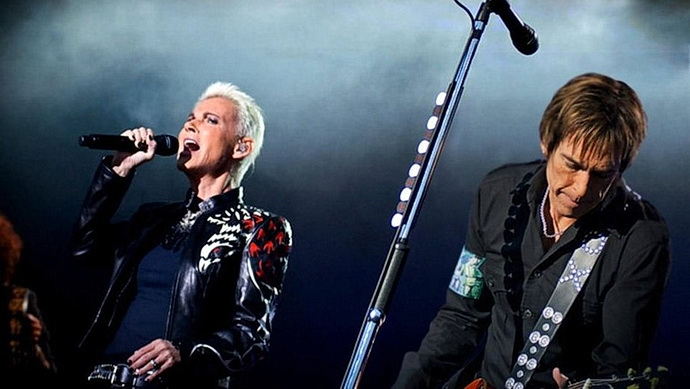 Roxette Live - Travelling the World