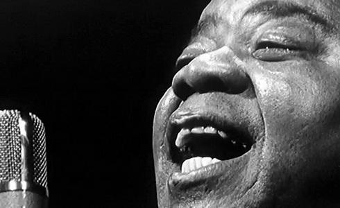 Louis Armstrong v Praze