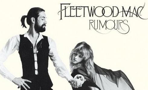 Přebal Fleetwood Mac – Rumours