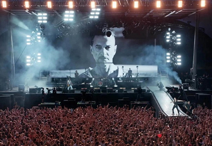 Depeche Mode (Spirits in the Forest)