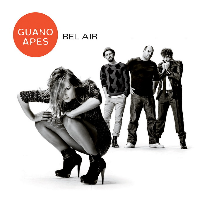 Přebal CD Bel Air
